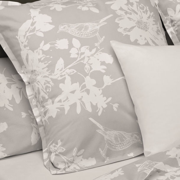 Housse de traversin coton bio collection nature romantique for Housse de traversin