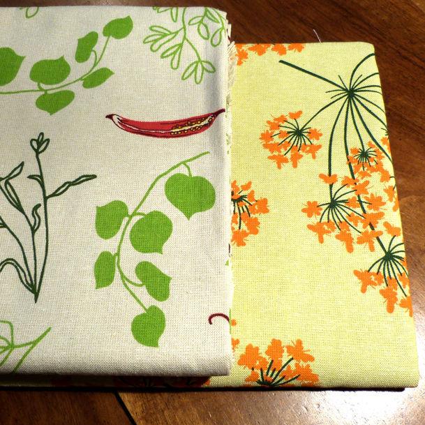 tissu en coton bio au m tre ligne fleurs des champs. Black Bedroom Furniture Sets. Home Design Ideas