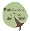 Frais de port offert à 89€-PlusdeCoton