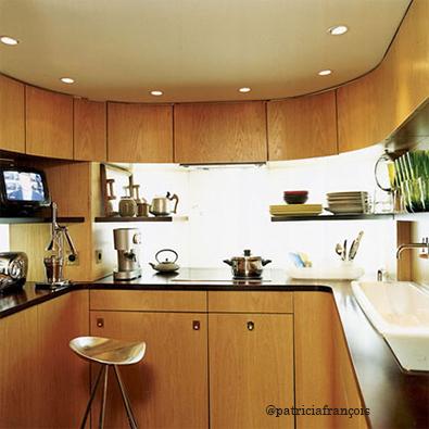Cuisine cologique conseils de patricia d coration au for Eclairage neon pour cuisine