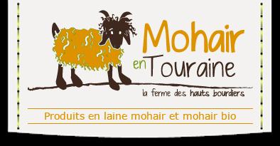 Mohair en Toraine laine mohair bio