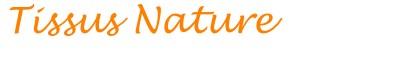 Tissus Nature - Tissu en coton bio