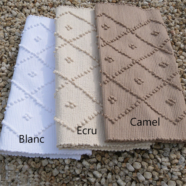 tapis de bain absorbant fibres recycl es camel. Black Bedroom Furniture Sets. Home Design Ideas