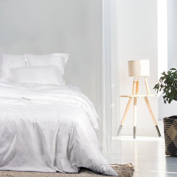 drap housse coton bio colorisblanc collection bioblanc. Black Bedroom Furniture Sets. Home Design Ideas