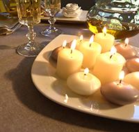 Votre plus belle table de fête-Plus de Coton