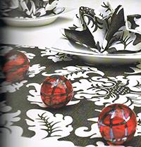 Pliage de serviette-Votre plus belle table de fête-concours PlusDeCoton