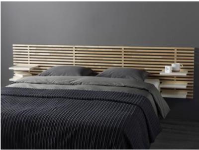 id es pour t te de lit blog plusdecoton. Black Bedroom Furniture Sets. Home Design Ideas
