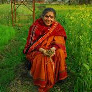 Vandana Shiva La femme protrectrice