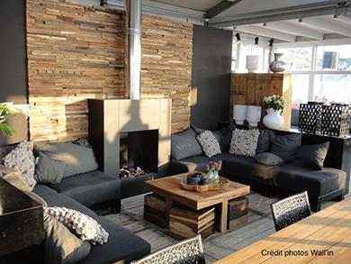 Le bois- Ma maison tendance et naturelle