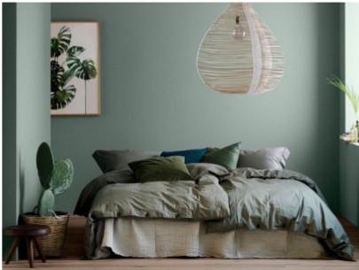 Quelles couleurs en 2019 pour une chambre à coucher reposante -Blog ...
